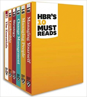 HBR's 10 Must Reads - Set Paperback
