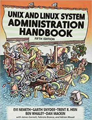 UNIX and Linux System Administration Handbook 5th Edition