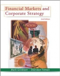 Financial Markets & Corporate Strategy 2nd Edition