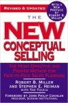 The New Conceptual Selling: The Most Effective and Proven Method for Face-to-Face Sales Plannin