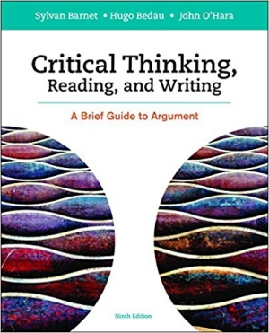 Critical Thinking, Reading, and Writing 8th Edition