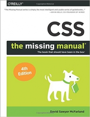 CSS: The Missing Manual 4th Edition