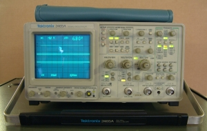 Using Oscilloscope Safely with AC mains