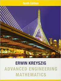 Advanced Engineering Mathematics 10th Edition