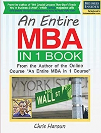 An Entire MBA in 1 Book