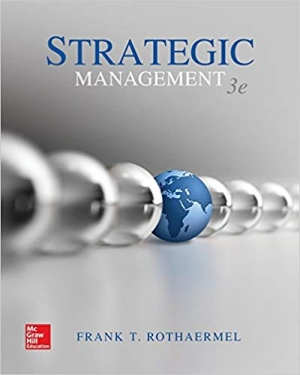 Strategic Management 3rd Edition
