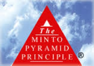 Barbara Minto- The Pyramid Principle