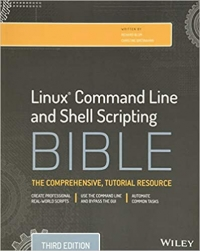Linux Command Bible 3e 3rd Edition