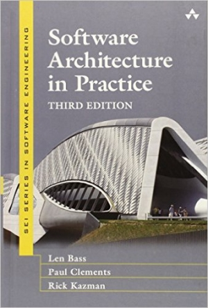 Software Architecture in Practice, Third Edition